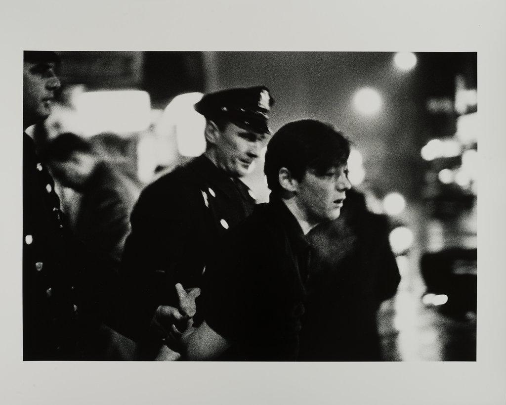 The Combat Zone, Washington Street, 1969
