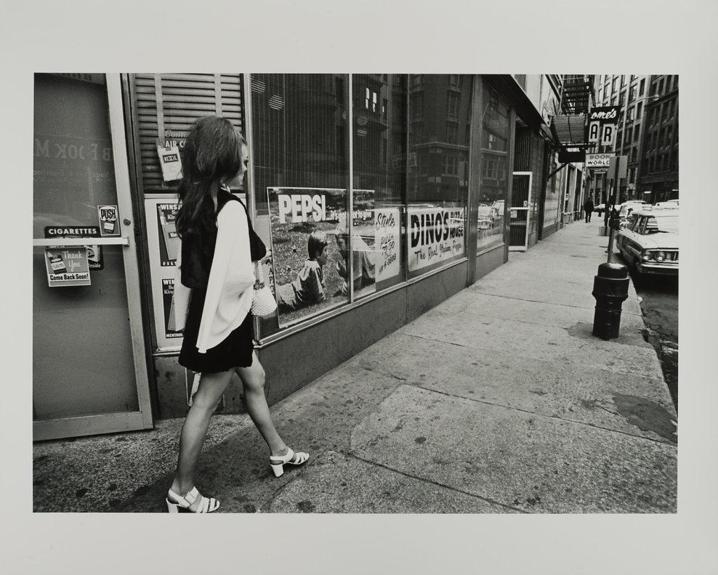 The Combat Zone, Washington Street, 1968