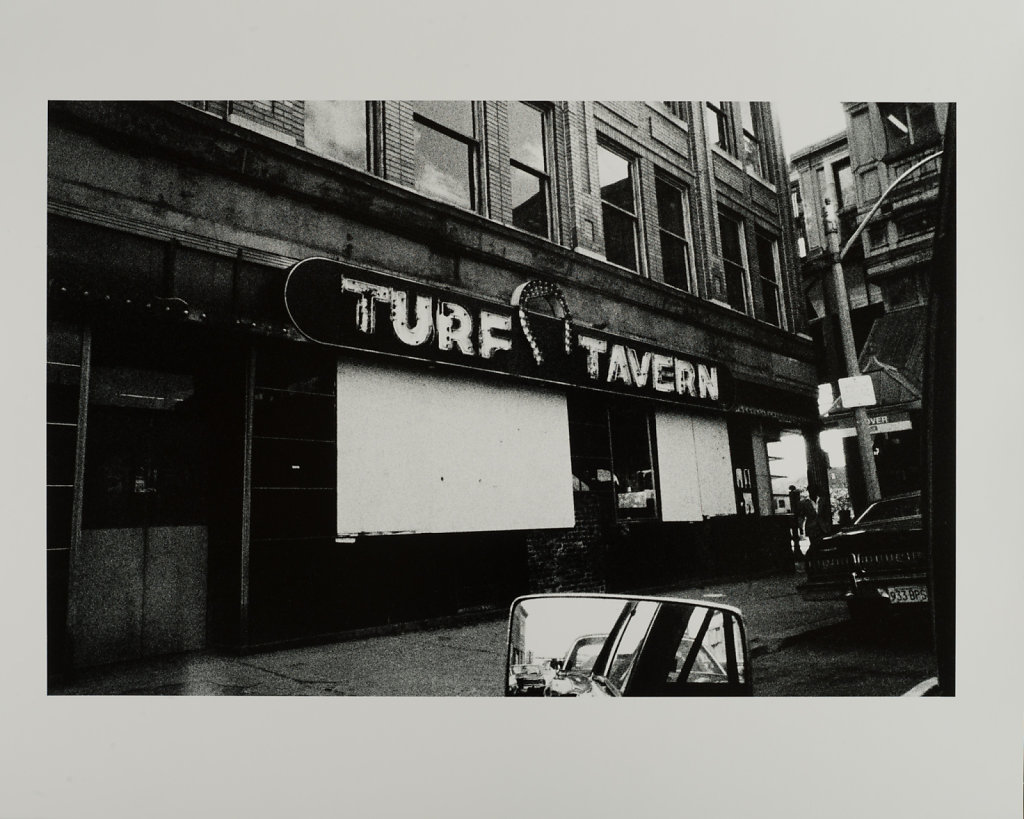 Just Outside The Combat Zone, Boston, 1975