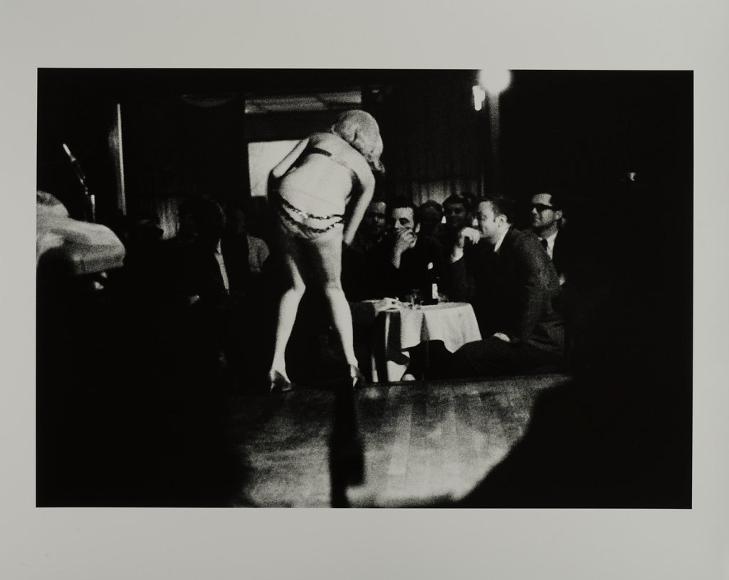 The Combat Zone, The Silver Stripper Boston, MA,1968