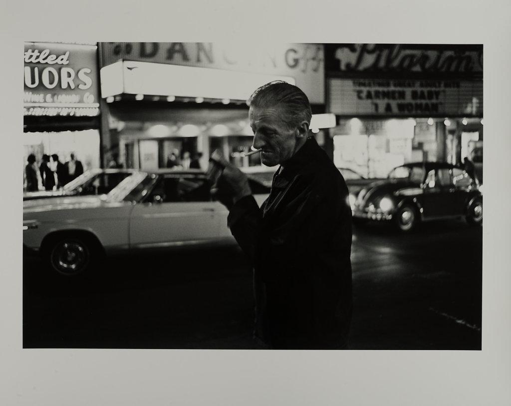 The Combat Zone, Washington Street, Boston, MA,1968