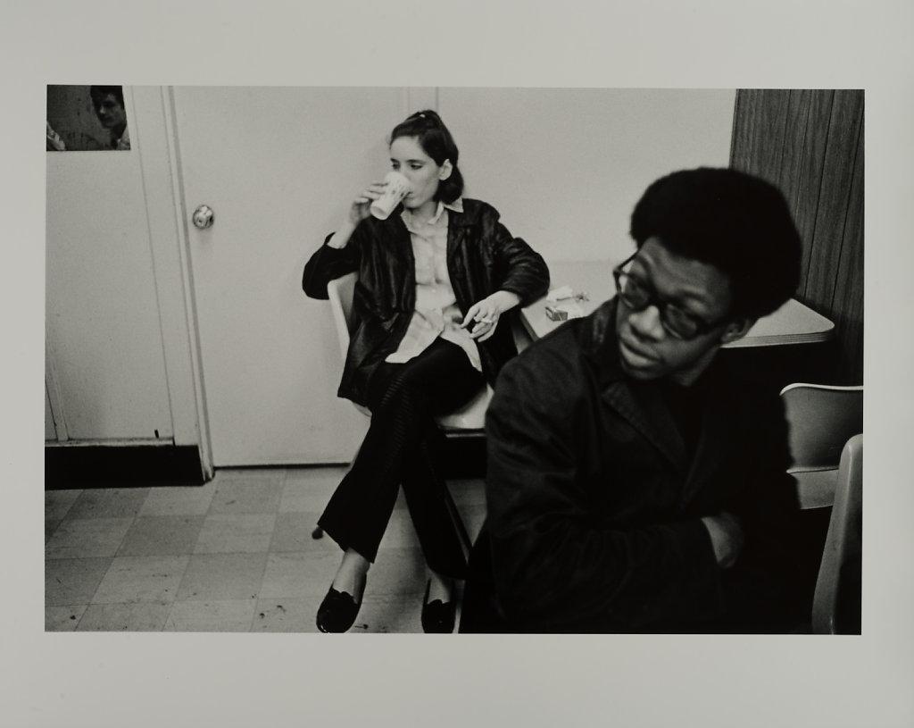 The Combat Zone, King Of Pizza, Boston, MA,1967