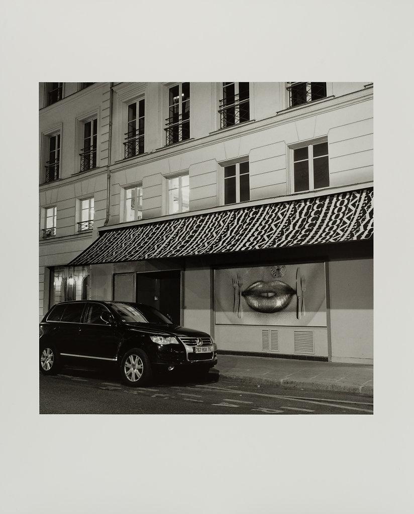 Rue Lagrange, Paris, 2010