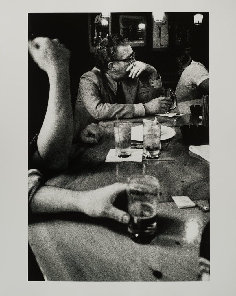 The Littlest Bar, Boston,1975