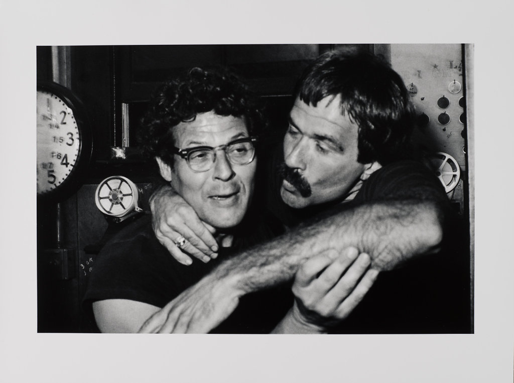Boston Fire Depot, 1980