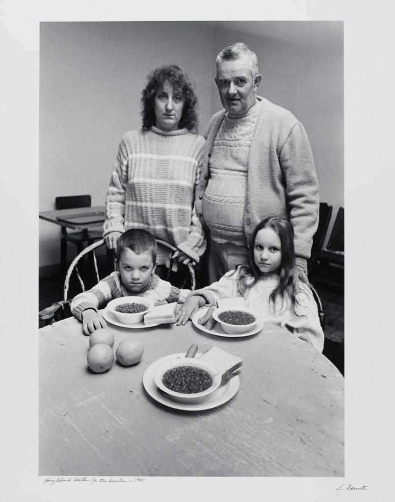 Long Island Shelter for the homeless, 1984