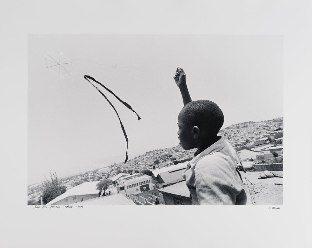 Port-au-Prince, Haiti, 1989