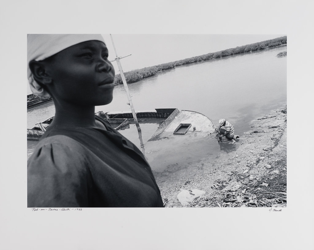 Port-au-Prince, Haiti, 1986