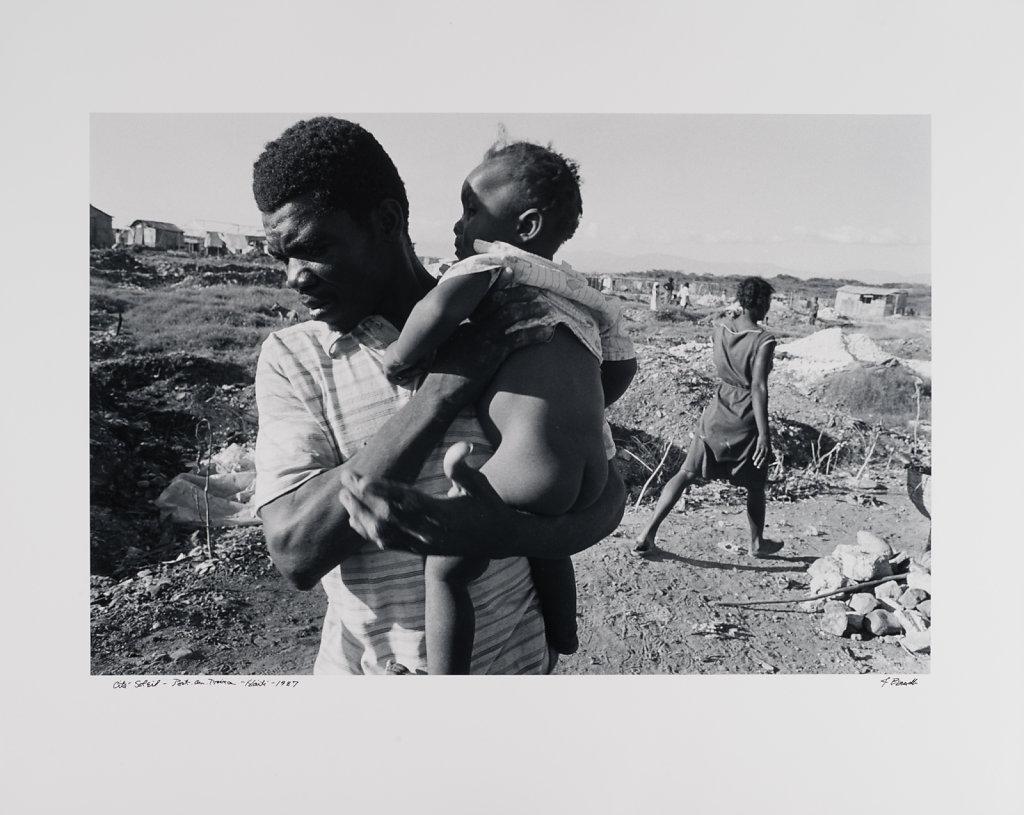 Cité Soliel-Port-au-Prince, Haiti, 1986