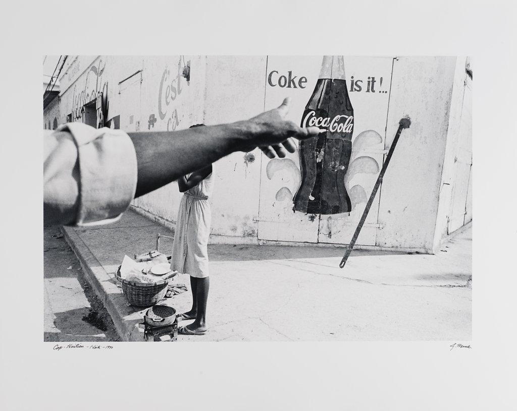 Cap-Haïtien, Haiti, 1990