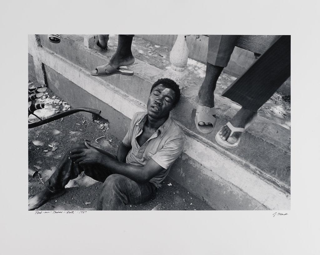 Port-au -Prince, Haiti, 1987