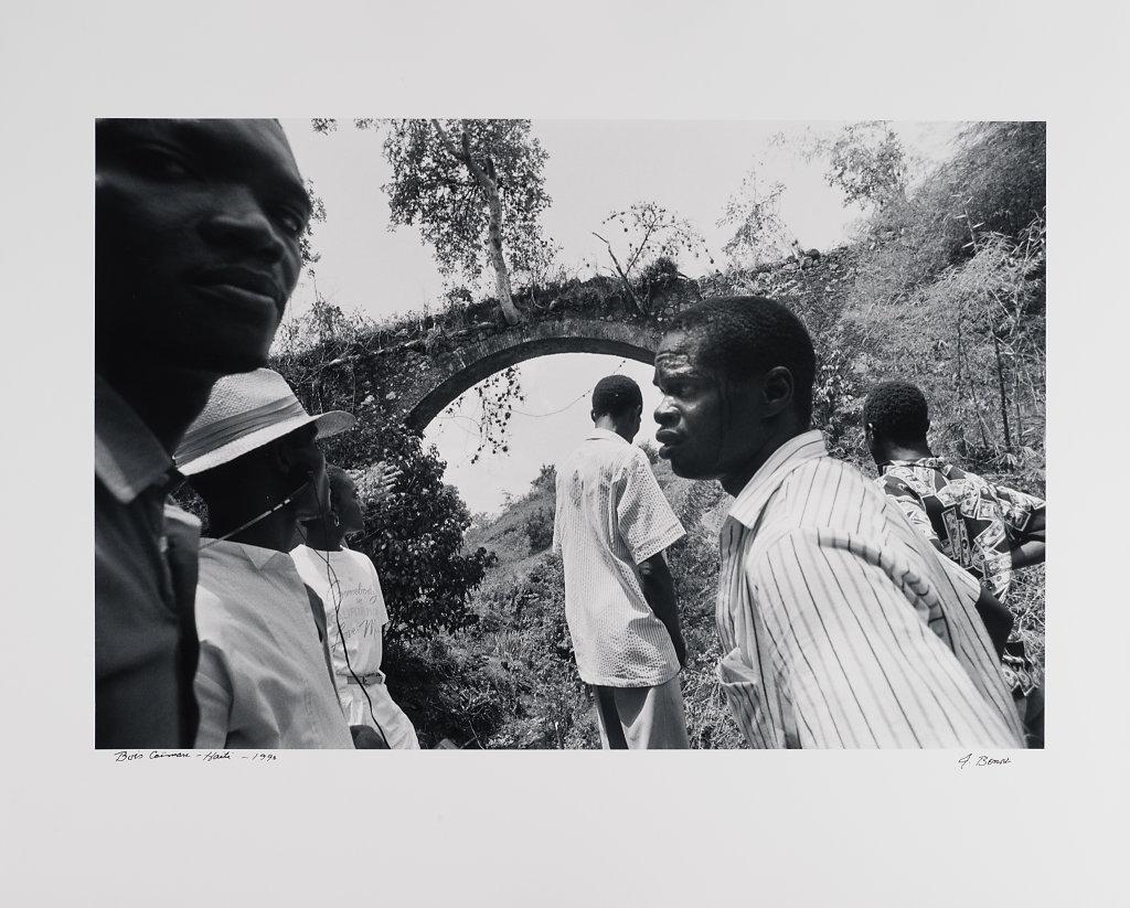 Bois Caīman, Haiti, 1990